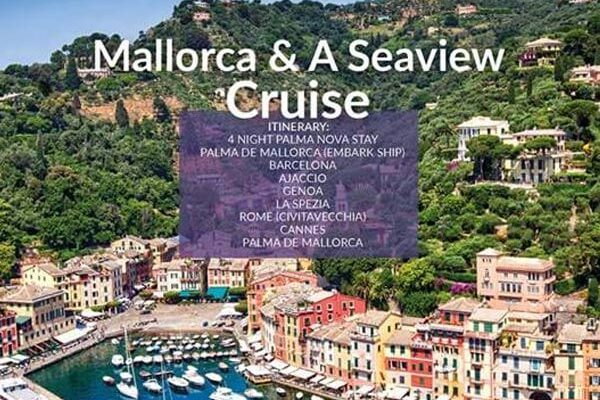 Mallorce & A Seaview Cruise