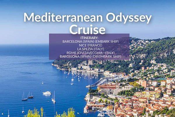 Mediterranean Odyssey Cruise