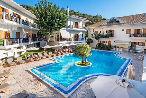 Parga, Greece – 7 Nights – May21 – £497pp