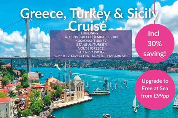 Greece, Turkey & Sicily Cruise