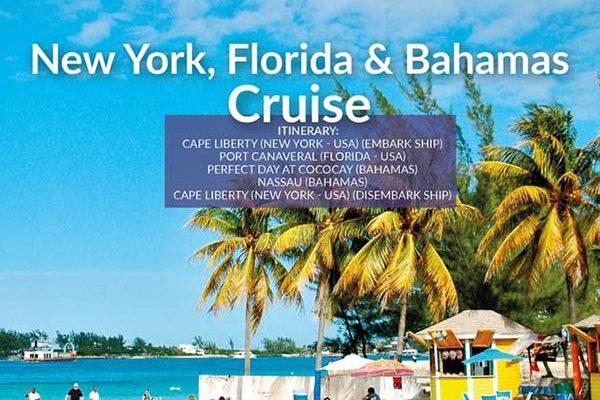 New York, Florida & Bahamas Cruise